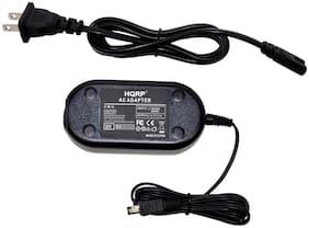 HQRP AC Adapter for JVC Everio GR-D350U GR-D350US GR-D360E GR-D370 GR-D370U