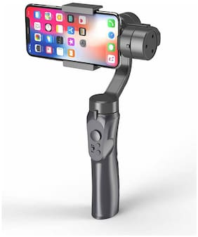 Immutable RT- 3 Axis Universal Adjustable Handheld Stabilizer Gimbal for Smartphones