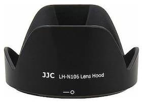JJC Lens Hood for Nikon AF-P 18-55mm lens on D3300 D3400 D5300 D5500 as HB-N106