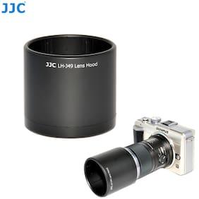 JJC Lens Hood for Olympus M.Zuiko Digital ED 60mm F 2.8 Macro Lens Replace LH-49