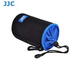 JJC Neoprene Lens Case Bag Pouch for Canon EF 100mm F2  / F2.8  Lens NLP-13