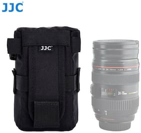 JJC Water Resistant Deluxe Lens Pouch for CANON ZOOM LENS EF 100-300mm 4.5-5.6