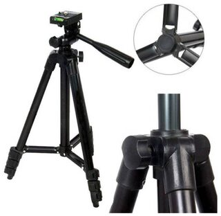 JMO27Deals Tripod Camera 3120 Mobile Universal Portable Foldable Professional Stand