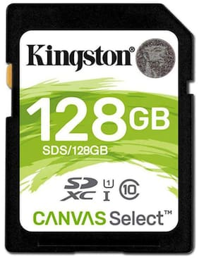 Kingston Sds/128gbin 128 gb Class 10 Sdxc Card