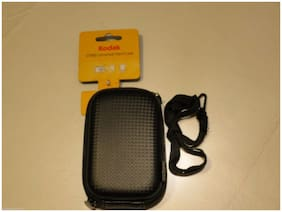 Kodak C1100 Universal hard case camera cell phone MP3 travel neck strap NEW