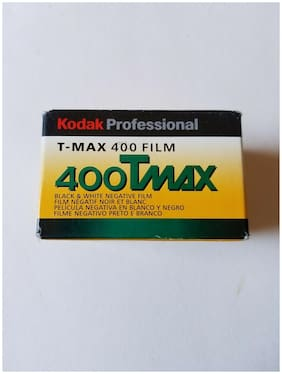 Kodak T-Max 400, 400TMY, Black  White Film 135-24 400 TMY Expires 12/2004 Sealed
