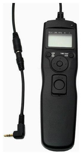 LCD Timer Remote Controller Shutter For Canon EOS 70D 60D 600D 700D 650D 1200D