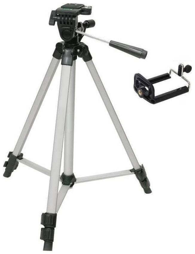 Maxxlite  Aluminium Lightweight 52 Intch Tripod For All Cameras With Bag Tripod