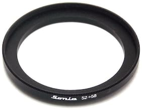 Metal Step up ring 52mm to 58mm 52-58 Sonia New Adapter