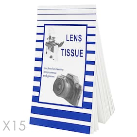 Neewer 15 Booklets of Lens Cleaning Tissue