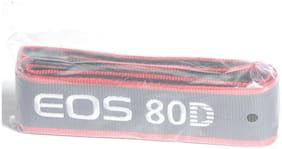 NEW Canon EOS 80D Genuine Camera Neck Strap
