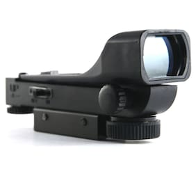 NEW LEAPERS UTG QUICK AIM TACTICAL ELECTRONIC RED DOT SIGHT Weaver Picatinny