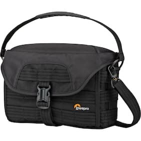 New Lowepro  ProTactic SH 120 AW Shoulder Bag for Mirrorless Camera System -Black