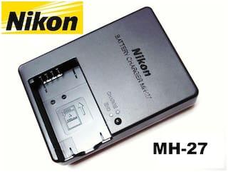 NEW Original Nikon Coolpix A 1 AW1 J1 J2 J3 S1 EN-EL20 Battery Charger MH-27