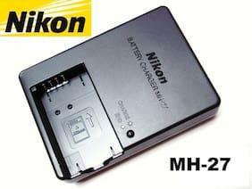 Original Nikon Coolpix A 1 AW1 J1 J2 J3 S1 EN-EL20 Battery Charger MH-27