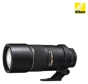 Nikon 300 mm f/4D IF ED AF-S FX Lens (Black)