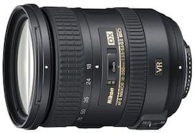 Nikon AF-S DX NIKKOR 18 - 200 mm f/3.5-5.6G ED VR II Lens (Black)