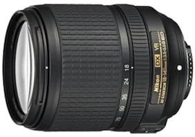 Nikon AF-S DX NIKKOR 18-140 mm f/3.5-5.6G ED VR Lens (Black)