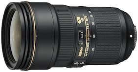 Nikon AF-S FX Nikkor 24-70 mm f/2.8E ED Vibration Reduction Zoom Lens with Auto Focus for Nikon DSLR Cameras (Black)