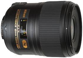 Nikon AF-S Micro Nikkor 60 mm f/2.8G ED Lens (Black)