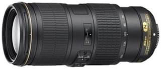 Nikon AF-S NIKKOR 70-200 mm f/4G ED VR Lens (Black)
