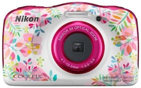 Nikon Coolpix W150  (13.2 MP  3x Optical Zoom  Upto 4x Digital Zoom  Multi)