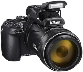 Nikon Coolpix P1000 16 MP Digital Camera (Black)
