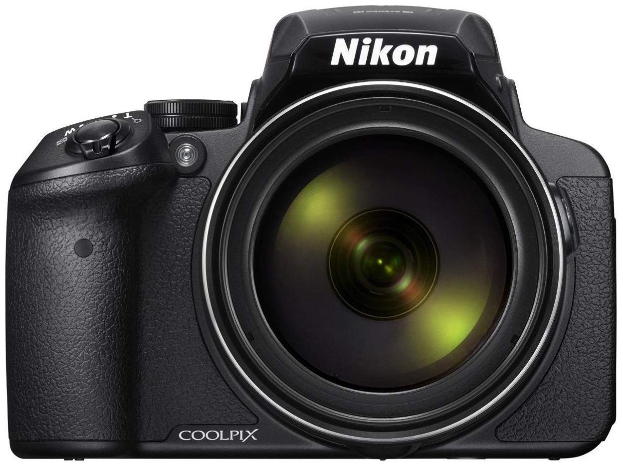 Nikon COOLPIX P900 16 MP High Zoom Point   Shoot Camera  Black  + HDMI Cable + Carry Case + 16  GB SD Card