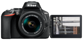 The best match nikon D5600 9H Screen guard