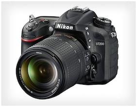 Nikon D7200 24.2 MP DSLR (Black) (Body Only)