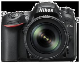 Nikon D7200 Kit (AF-S DX NIKKOR 18-105mm f/3.5-5.6G ED VR) 24.2 MP DSLR (Black) + FREE Nikon DSLR Bag + 16GB Memory Card