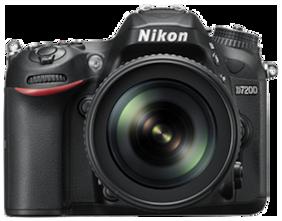Nikon D7200 Kit (AF-S DX NIKKOR 18-140 f/3.5-5.6 G ED VR) 24.2 MP DSLR (Black) + FREE Nikon DSLR Bag + 16GB Memory Card
