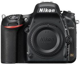 Nikon D750 24.3 MP DSLR Camera (Black) Body Only