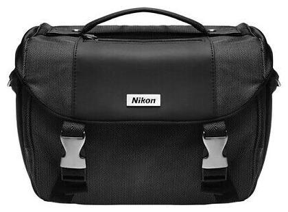 Nikon Deluxe Digital SLR Camera Case   Gadget Bag Brand New!