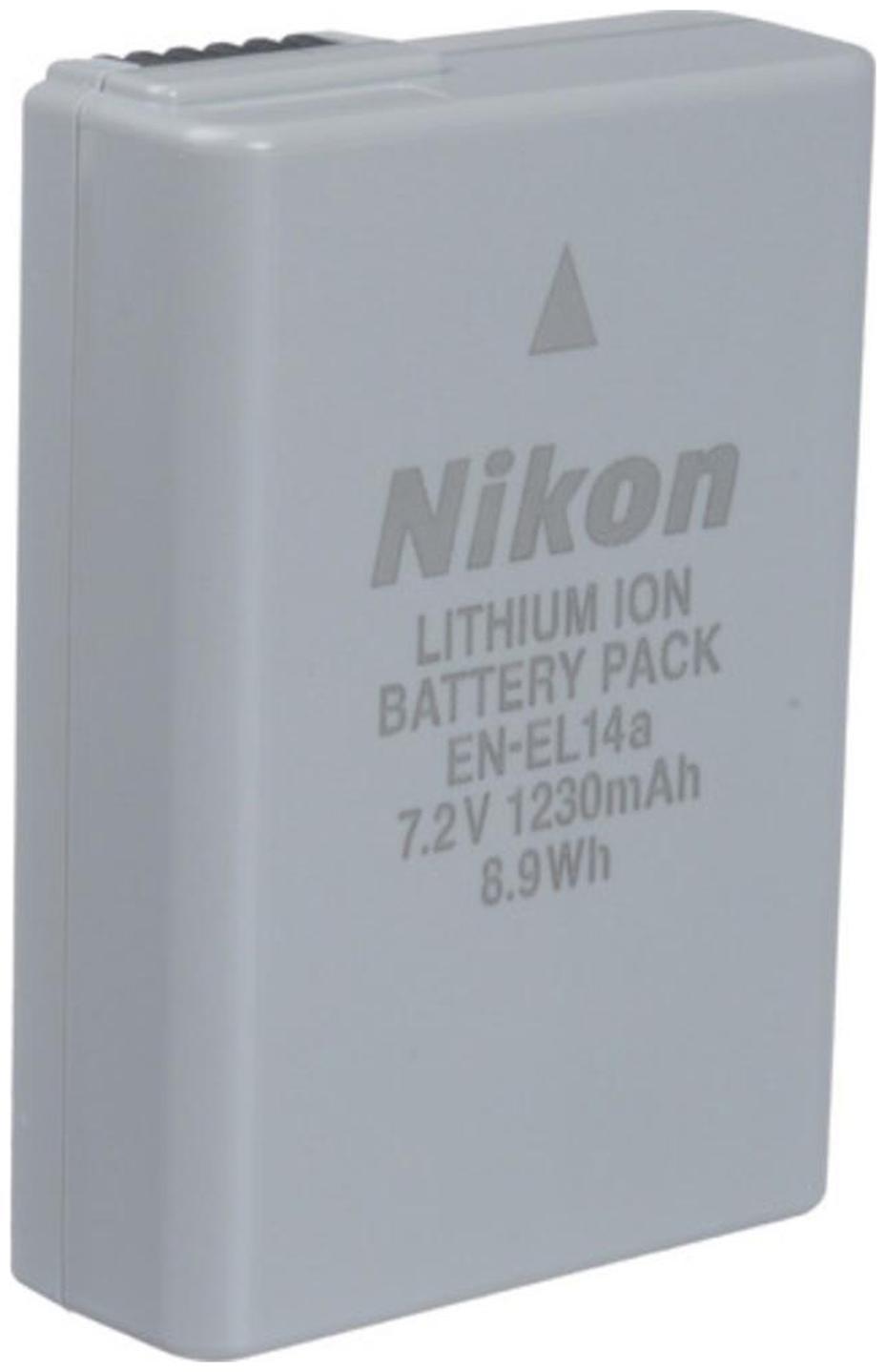 Nikon EN EL14A Rechargeable Battery