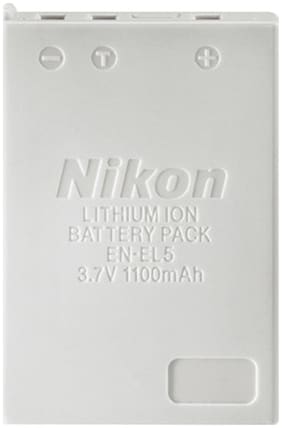 Nikon Rechargeable Li-ion Battery (EN-EL5)