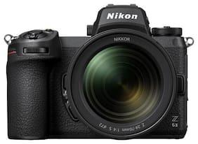 Nikon Z 6II Kit (24-70mm f/4 Lens) 24.5 MP Mirrorless Digital Camera (Black)