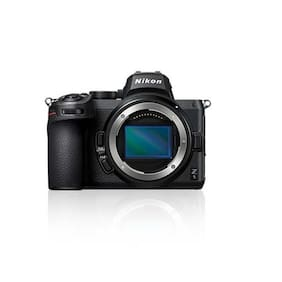 Nikon Z5 Kit (24-70mm f/4 S Lens) Mirrorless Digital Camera (Black)