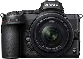Nikon Z5 Kit (24-50mm f/4-6.3 Lens) Mirrorless Digital Camera (Black)