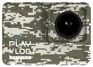 Noise Play Vlog Edition Sports and Action Camera Limited Edition (Camo)