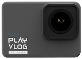 Noise Play Vlog Edition Sports and Action Camera (Grey)
