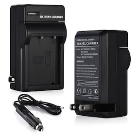 NP-W126 BC-W126 Battery Charger For FujiFilm X-Pro1 X-T1 FinePix HS50 HS30 EXR