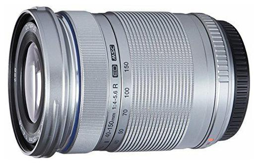Olympus M.ZUIKO DIGITAL 40 mm   150 mm f/4   5.6 Telephoto Zoom Lens