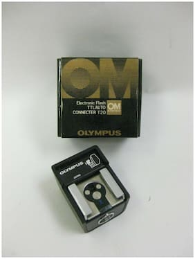 Olympus OM TTL Auto Connector T20 new old stock brand new for older OM cameras