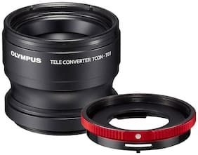 Olympus Telephoto Tough Lens Package- Includes TCON-T01 Teleconverter and CLA-T0