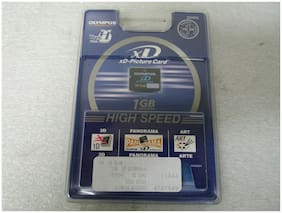 Olympus xD H 1GB Picture Card Memory High Speed for Digital Cameras #202032 -New