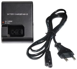 Onkliq MH-25 Battery Charger For EN-EL15 Battery