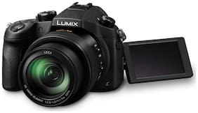 Panasonic DMC-FZ1000 Kit (25-400mm f/2.8-4) 20.1 MP DSLR Camera (Black)
