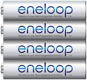 Panasonic eneloop BK-4MCCE/4SN Rechargeable Battery - (Pack Of 4)