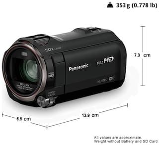 Panasonic HC-V785 Camcorder ( Black )